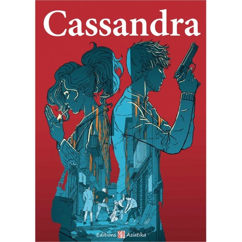 """Affiche """"Cassandra"""""""