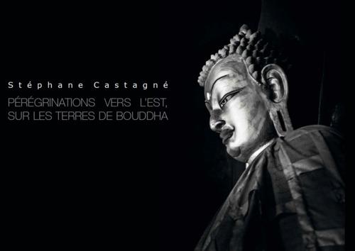 Affiche Pérégrination vers l'Est, sur les terres de Bouddha