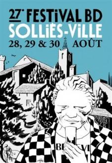 Festival BD de Solliès-ville, 27ème édition