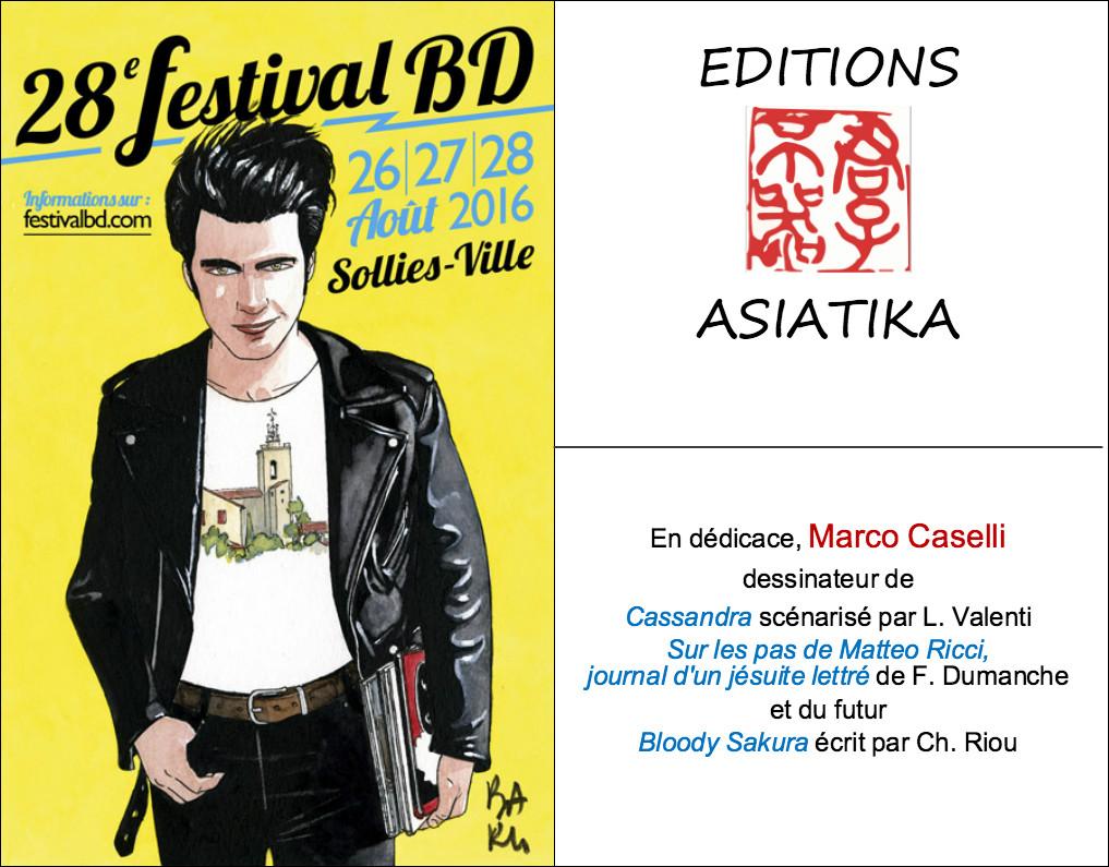 28ème édition Festival BD de Solliès-Ville