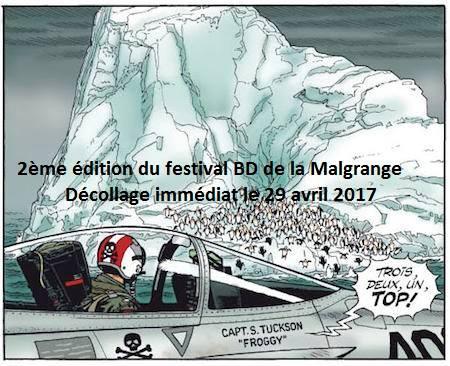29 avril 2017 - Festival BD La Malgrange
