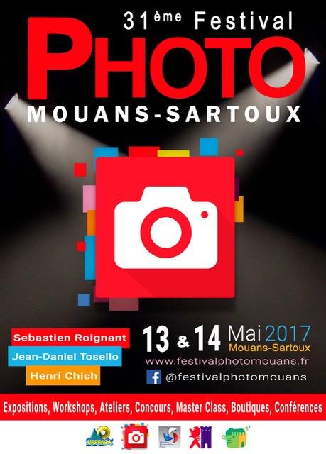 31e festival photo de Mouans-Sarthoux, 13 et 14 mai 2017
