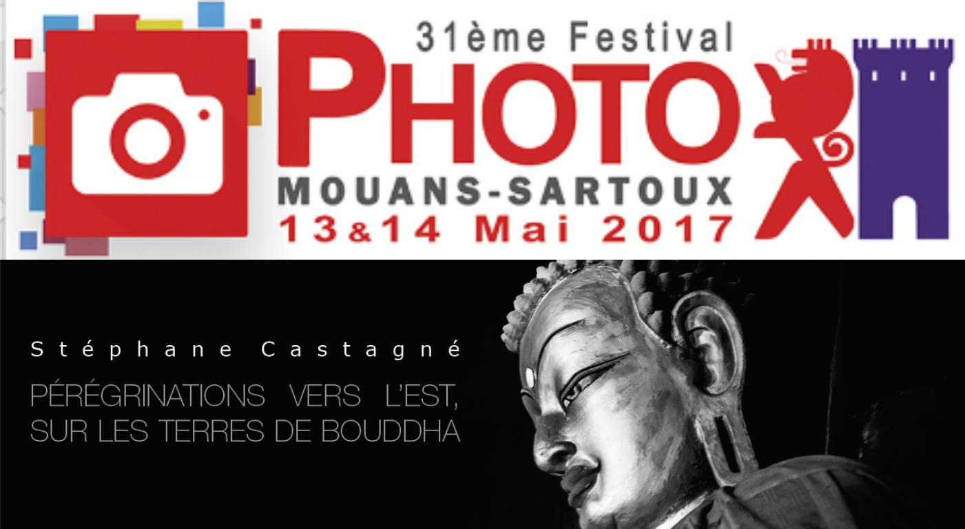 Mouans-Sartoux, festival de la photographie et Stéphane Castagné