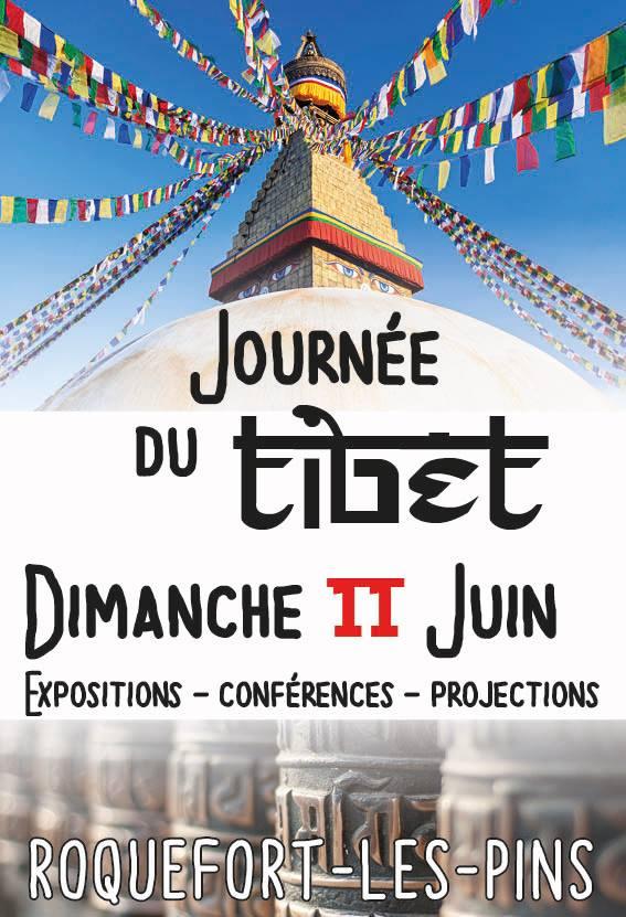 11 juin 2017 - Roquefort-les-Pins, Journée du Tibet