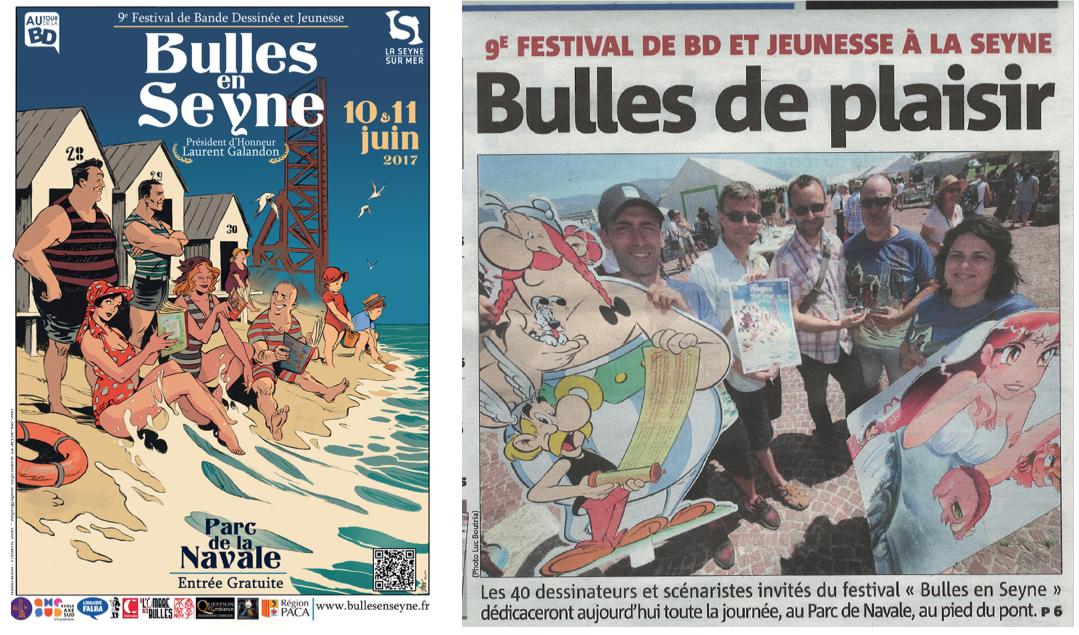 Résumé du week-end à Bulles-en-Seyne (samedi 10 et dimanche 11 juin 2017)