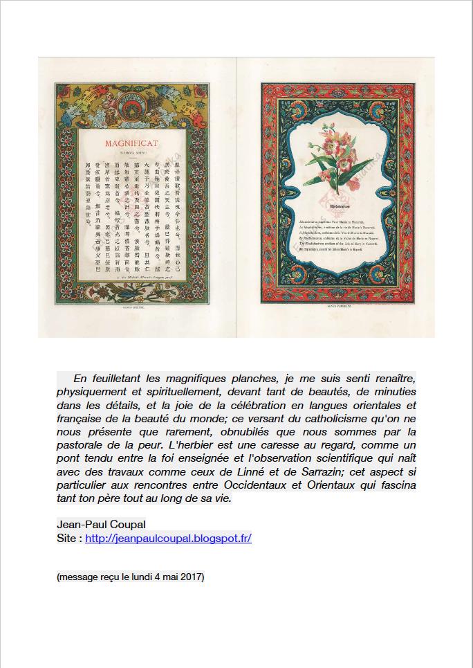 Editions Asiatika - JP Coupal Magnificat Lérins