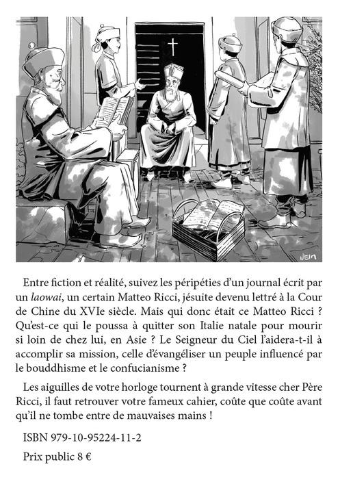 Editions Asiatika - 4e Matteo Ricci
