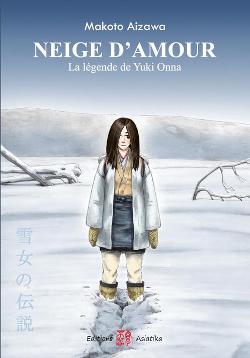 Editions Asiatika - Neige d'amour 1e couv