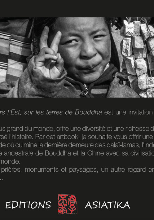 Editions Asiatika - Bouddha 4e couv